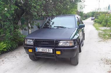 Opel Frontera Frontera-Sport 1992