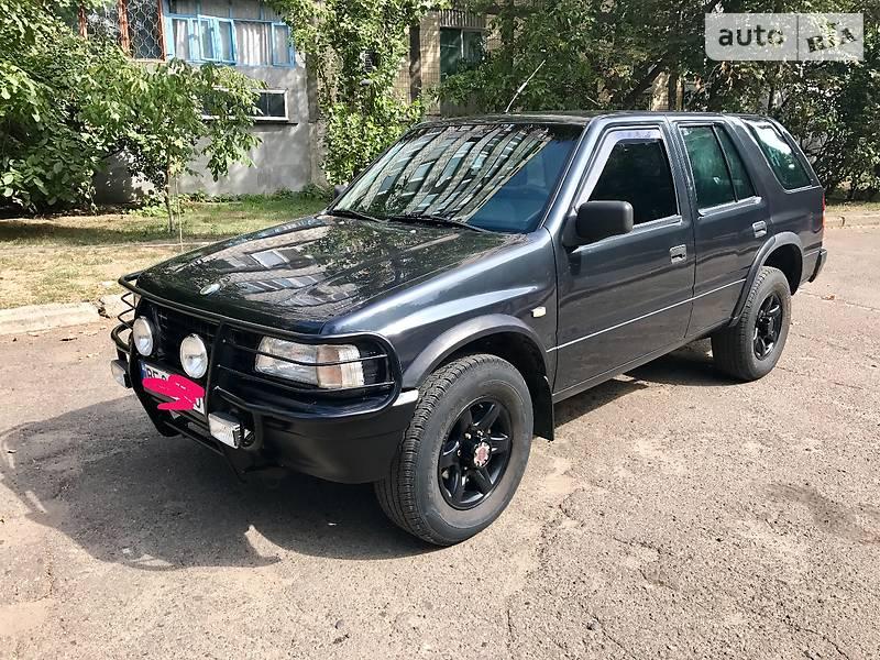 Opel Frontera 1996 года