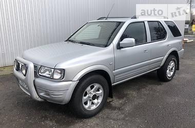 Opel Frontera 4x4 2001
