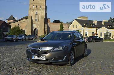 Opel Insignia Sports Tourer Automat 2015
