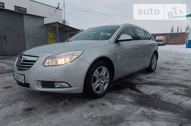 Opel Insignia SPORTS TOURIER 2013