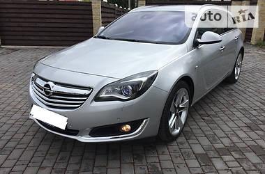 Opel Insignia 2.0d AT 2014