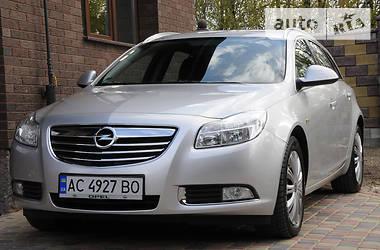 Opel Insignia 2.0 2011