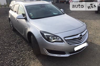 Opel Insignia 2.0CDTi restyling 2013