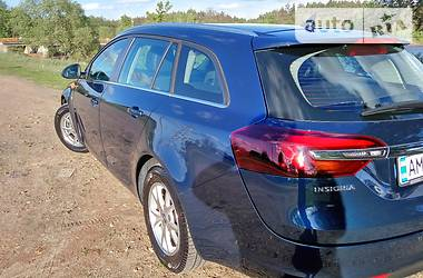 Opel Insignia EXCLUZIVE  2014