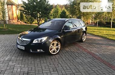 Opel Insignia COSMO PANORAMA 2013