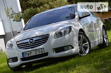 Opel Insignia OPC Line 2012