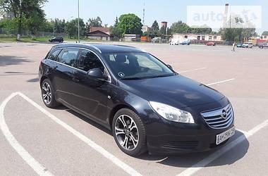 Opel Insignia 118 Kw 2012