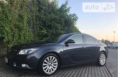 Opel Insignia 2.0 TURBO  2010