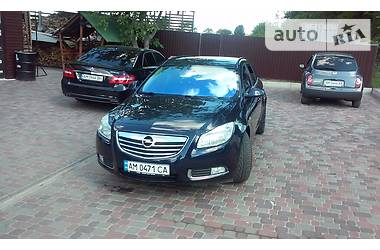 Opel Insignia 2.0 Sports Tour 2013