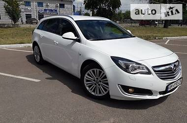 Opel Insignia Cosmo Aut 120Kw 2014
