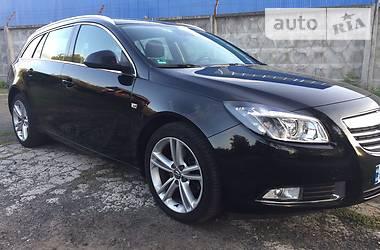 Opel Insignia 2.0 T 2012