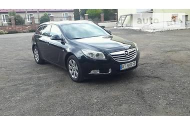 Opel Insignia COSMO 2013