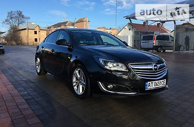 Opel Insignia 2.0 T BUSINESS PACK 2014