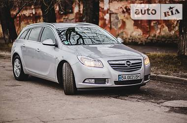 Opel Insignia 2.0 T 2010