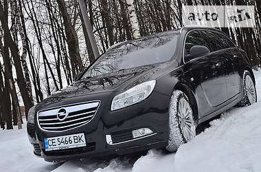Opel Insignia Sports Tourer 160к.с 2012