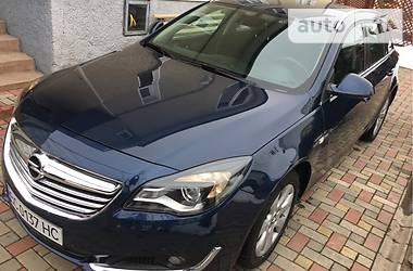 Opel Insignia 2.0 SPORTS TOURER SW 2015