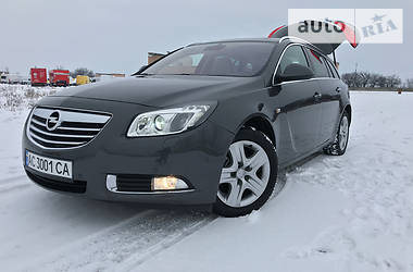 Opel Insignia COSMO SPORT AUTOMAT 2010