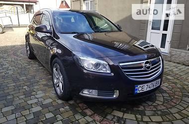 Opel Insignia 1.4 turbo Exlusive 2012