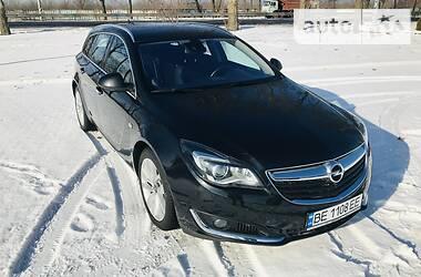 Opel Insignia NDS 2015
