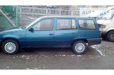 Opel Kadett 8765 1989