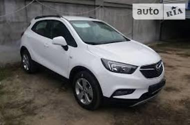 Opel Mokka 1 2016
