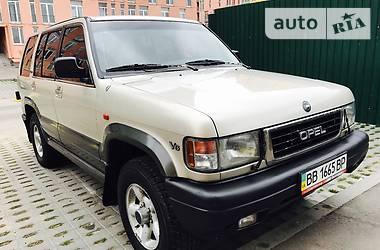 Opel Monterey Full 1996
