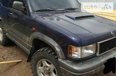 Opel Monterey  1993