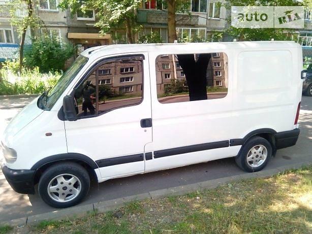 Opel Movano груз.-пасс.