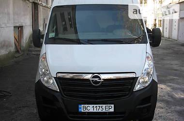 Opel Movano груз. L3H2 2013
