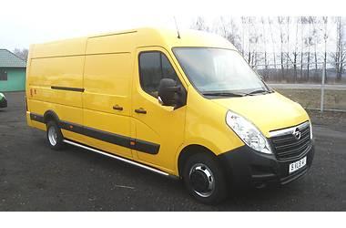 Opel Movano груз. EXTRTA-LONG  2010