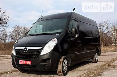 Opel Movano груз. L2 H2 2013