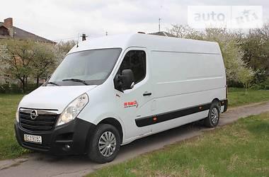 Opel Movano груз. L3H2 2011