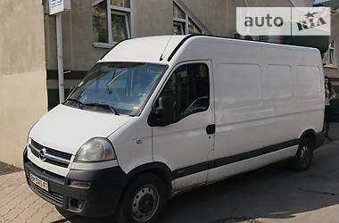 Opel Movano груз. L3H2 2006
