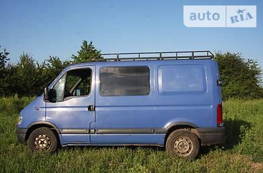 Opel Movano пасс. 8+1 2000