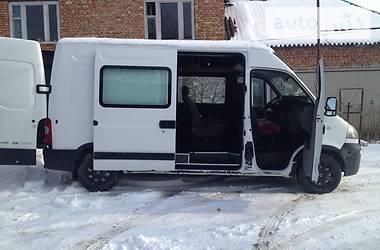 Opel Movano пасс.  2004