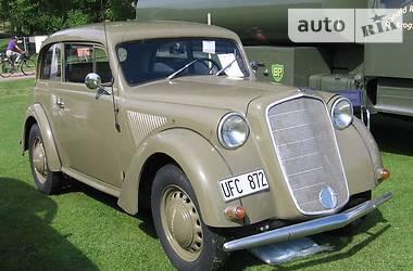 Opel Olimpia  1938