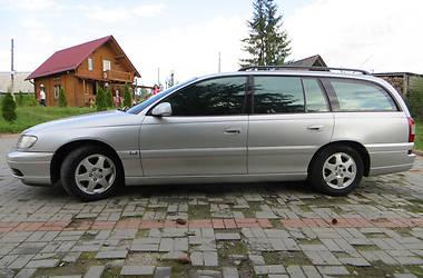 Opel Omega C 2001