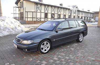 Opel Omega C Design Edition 2002