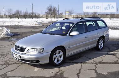 Opel Omega C 2.5 DTI Automatic 2003