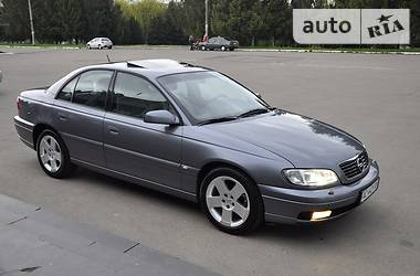 Opel Omega C 2.5 DTI Exclusive 2002
