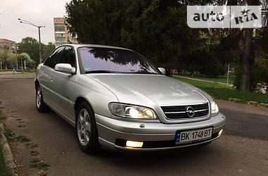 Opel Omega DESIGN EDITION 2002