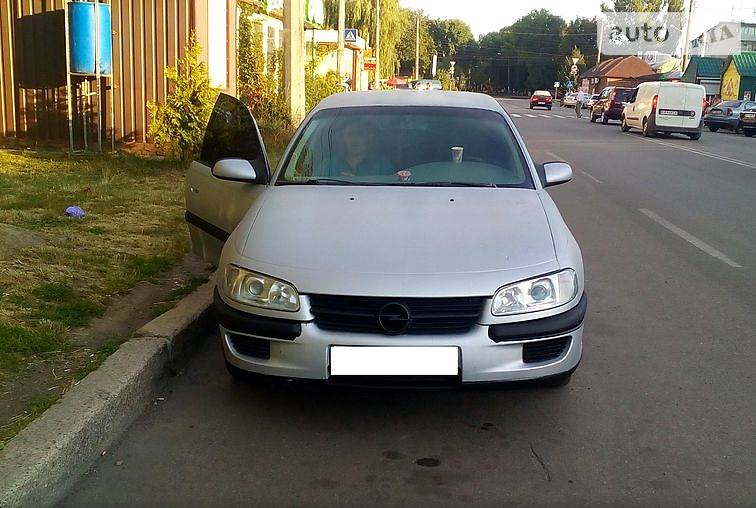 Opel Omega 1995 года