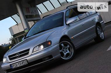 Opel Omega SPORT VARIANT 2001