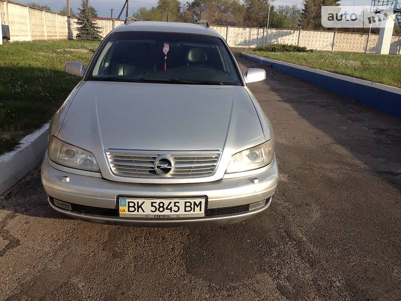 Opel Omega 2001 года