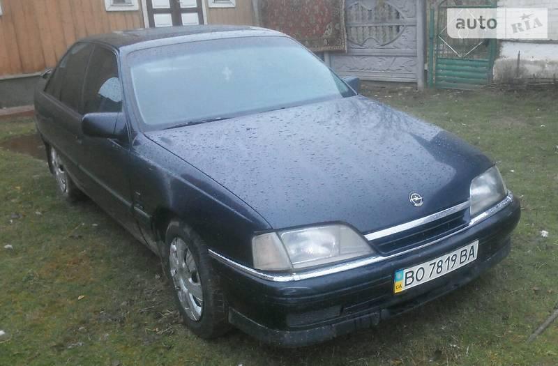 Opel Omega 1991 року