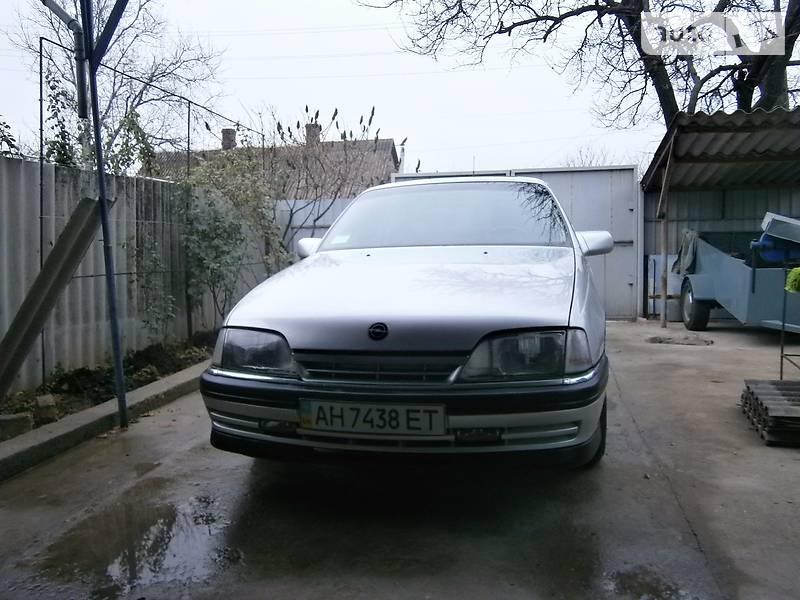Opel Omega 1991 года