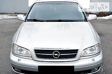 Opel Omega 2.5 2002