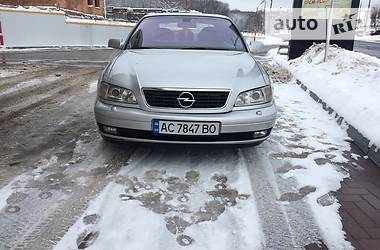 Opel Omega C 2.5 BMW M57 2002