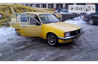 Opel Rekord  1986